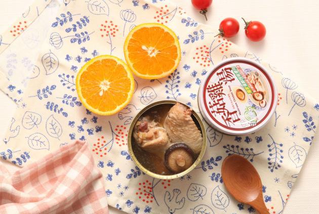 香菇雞湯 4