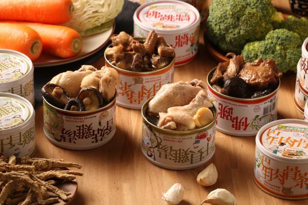 鮮盒子湯品24入組 超值組合價2070元 5